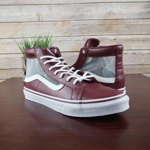 0083e43a80 🆕️Vans Sk8-Hi Slim Mesh Cutout Port Royal Shoes